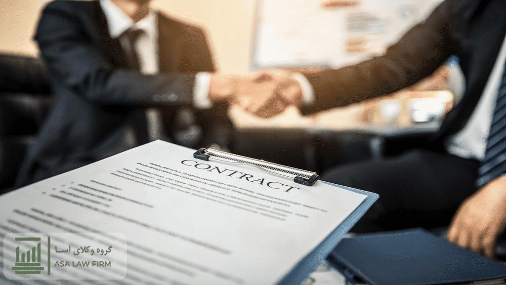 تاثیر کرونا بر قراردادهای تجاری