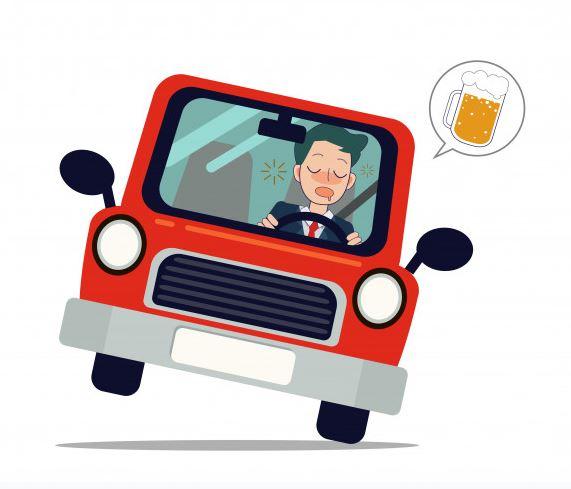 شرایط و مجازات رانندگی در حالت مستی