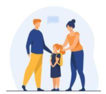 نحوه ملاقات فرزند مشترک